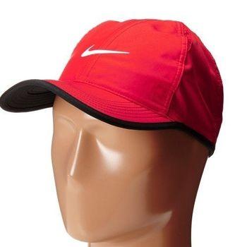 【Nike】2016男時尚Featherlight輕柔紅色帽子(預購)