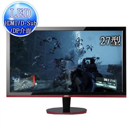 AOC 艾德蒙 G2778VQ 27型 LED寬螢幕
