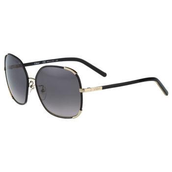 CHLOE太陽眼鏡 方框(黑色)CE109SL