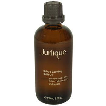 Jurlique茱莉蔻 寶寶鎮靜沐浴油(100ml)