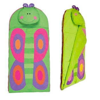 【Stephen Joseph】兒童造型睡袋-蝴蝶
