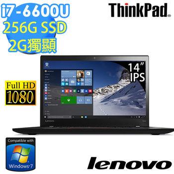 Lenovo 聯想 ThinkPad T460S 20F9A02YTW 14吋 i7-6600U 獨顯GT930M 2G 256G SSD 商務輕薄筆電