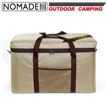 【NOMADE】諾曼得1680D牛津布大號儲物包(100L)本週特價款