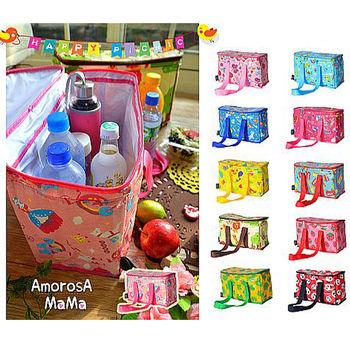 【Amorosa Mama】多用手提式保冷保溫袋/野餐包/保鮮袋