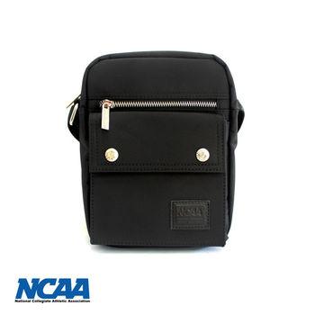 NCAA 防潑水小側背包-黑色