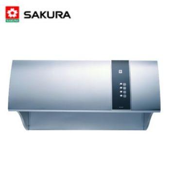 【櫻花】R-3550L健康取向烤漆除油煙機 80CM