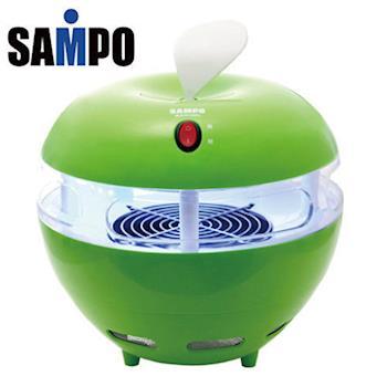 【SAMPO】9瓦光觸媒吸入式捕蚊燈
