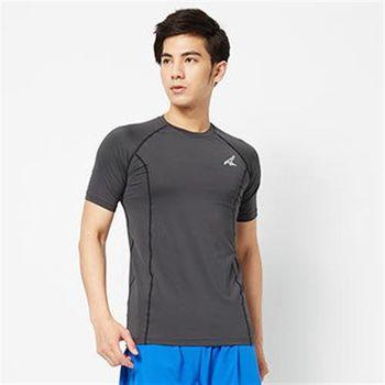 【美國AIRWALK】(超值2件組)運動緊身短T恤組