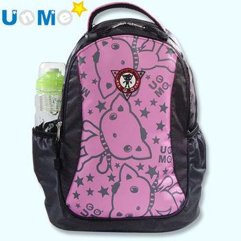 【UnMe】多功能教學後背包(粉紅色)