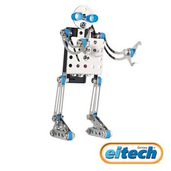 【德國eitech】益智鋼鐵玩具-發光機器人-C93