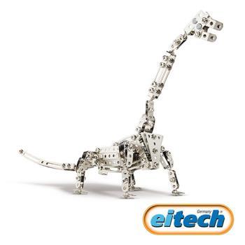 【德國eitech】益智鋼鐵玩具-腕龍 C97