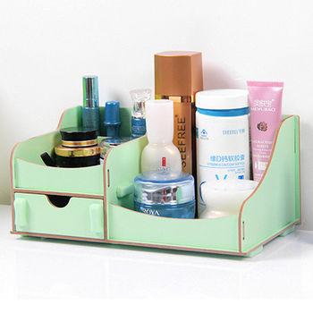 DIY木質抽屜收納盒 - 型號 M006