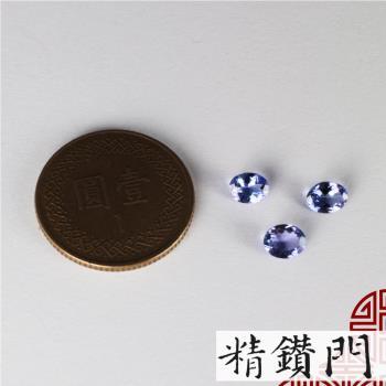 【精鑽門】橢圓形丹泉石裸石0.3克拉 (8入)