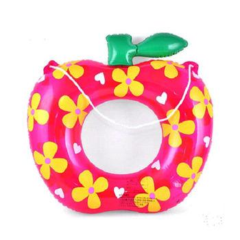 【玩樂一夏】28吋-蘋果造型泳圈 A2007-03