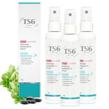 TS6 Skin Care 三效保濕噴霧(150g)x3入