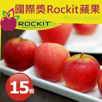 【築地一番鮮】紐西蘭ROCkIT櫻桃蘋果5管(3顆/管)