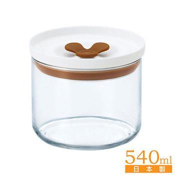 東洋 日本製造玻璃密封保鮮罐540ml IW-B60802