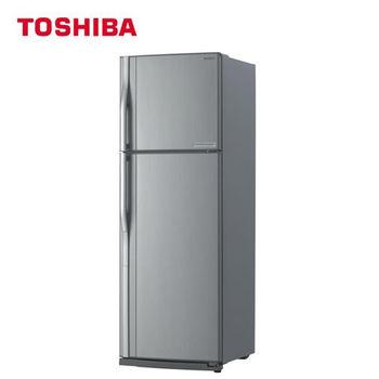 ★福利品★【TOSHIBA東芝】 320公升變頻等離子雙門電冰箱(GR-R37TDZ)