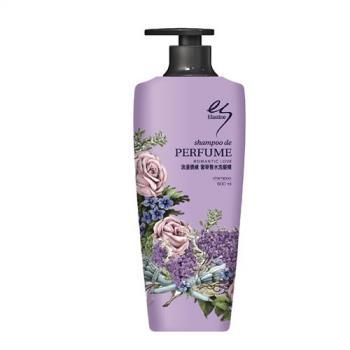 Elastine浪漫情緣奢華香水洗髮精 單入 台灣限定