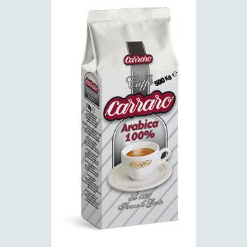 【carraro】行家級100%阿拉比卡咖啡豆250g/包