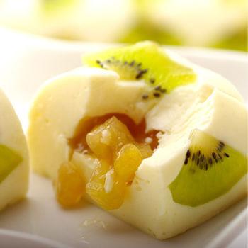 【可酪】 綜合二條卡樂(奇異果1+抹茶紅豆1)
