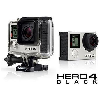 GoPro HERO4 頂級旗艦級黑色版(公司貨)