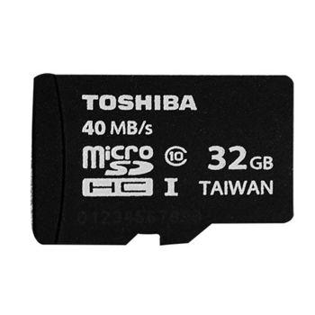 TOSHIBA 32GB Micro-SDHC Card 小卡