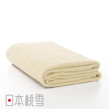 日本桃雪飯店浴巾(米色)