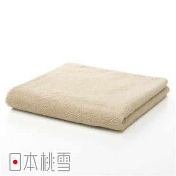 日本桃雪飯店毛巾(咖啡色)