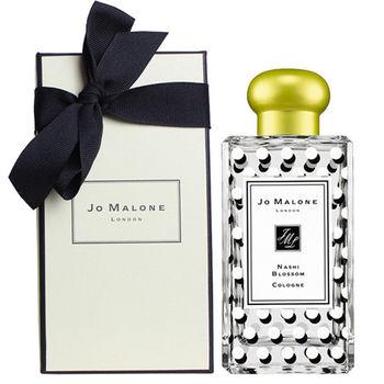 【JO MALONE】水梨花蕾 Nashi Blossom 女性香水 100ml (含專櫃外盒,緞帶,提袋)