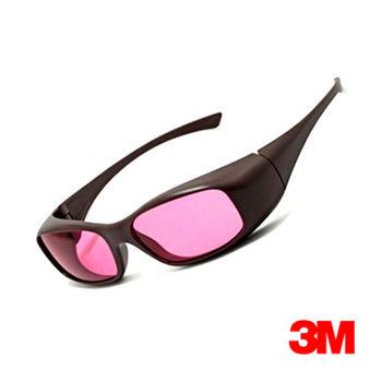 【3M】3M 耐衝擊運動眼鏡(OSE 22101紅)