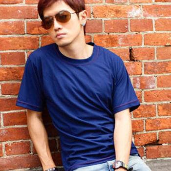 【TOMATO BEAR】大尺碼時尚經典機能衫(丈青)XL-4XL