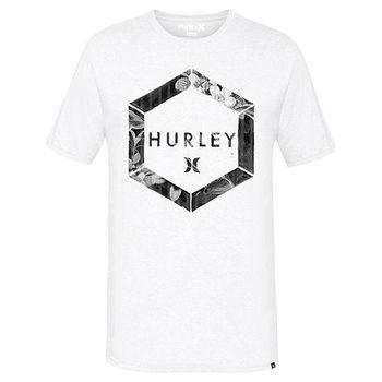 Hurley - FOXAGON T恤 - 男(白)