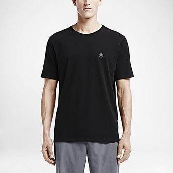 Hurley X Nike Dri-FIT 科技 - STAPLE DRI-FIT T恤-DRI-FIT - 男(黑)