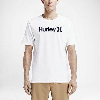 Hurley X Nike Dri-FIT 科技 - ONE  ONLY DRI-FIT T恤-DRI-FIT - 男(白)