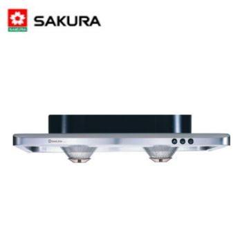 【櫻花】R-3520SXL 隱藏式除油煙機 90CM