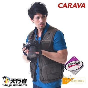 CARAVA《專業攝影釣魚背心》(深橄綠)