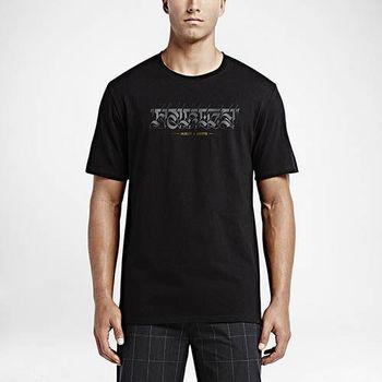 Hurley - CRYPTIK T恤 - 男(黑)
