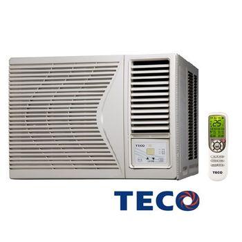 《福利品》【TECO東元】4-5坪窗型右吹冷氣MW25FR1(不含好禮四選一)