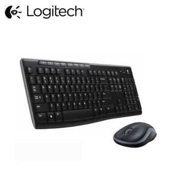 【Logitech 羅技】 MK270r 無線滑鼠鍵盤組