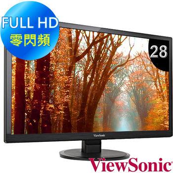 ViewSonic 優派 VA2855SMH 28型 VA寬螢幕