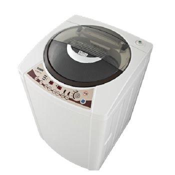 買就送【SAMPO聲寶】15KG定頻單槽洗衣機ES-B15F