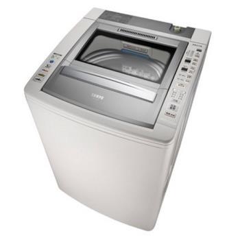 買就送【SAMPO聲寶】13KG好取式定頻洗衣機ES-E13B(J)