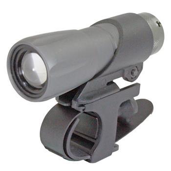 皇家騎士3W伸縮調焦變光手電筒(B21)-1入