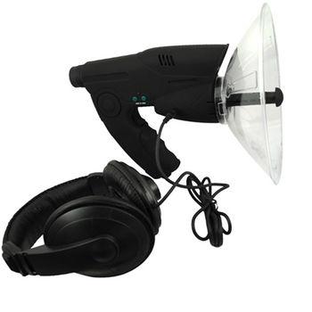 賽先生科學工廠|生態遠距觀鳥集音器(附耳機)