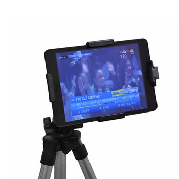 《iPad完美腳架方案》iHolder for iPad/平板 CNC Stand 攝影腳架方案(萬用可調式適用7-10吋)