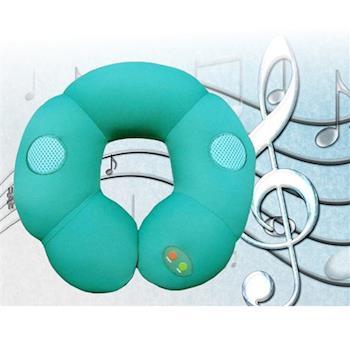 【聲寶SAMPO】音樂按摩枕ME-D1301EL