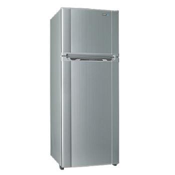 雙重送【SAMPO聲寶】455L定頻節能雙門冰箱SR-M46G(銀S2)