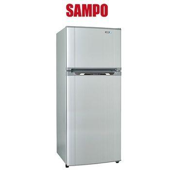 【SAMPO聲寶】410L變頻一級雙門冰箱SR-N41D(S5)