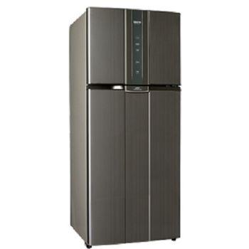 雙重送【SAMPO聲寶】535L智慧節能變頻一級雙門冰箱SR-N53D(石墨銀K2)